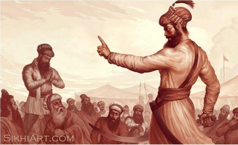 Guru Gobind Singh Ji 1699