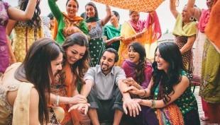 Sikh Maiyan ceremony