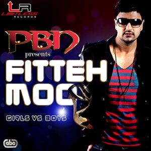 Fitteh Moo Album Cover